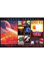 Space Travel Posters 2000p
