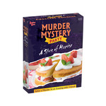 University Games Murder Mystery Party: A Slice of Murder
