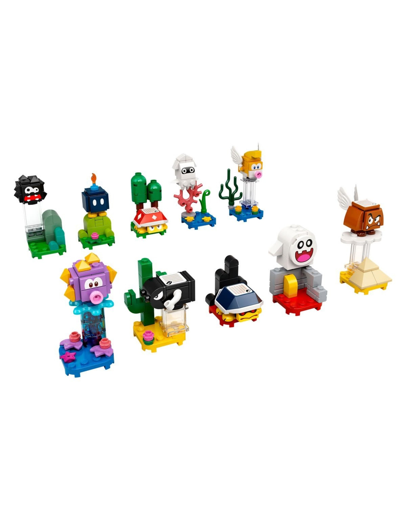 LEGO LEGO Super Mario Character Pack