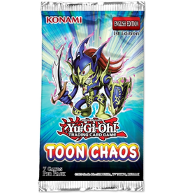 Yu-Gi-Oh Yu-Gi-Oh Toon Chaos Unlimited Booster Pack
