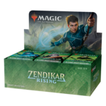 Magic: The Gathering MTG Zendikar Rising Draft Booster Box