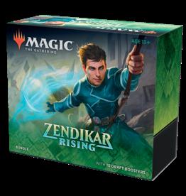 Magic: The Gathering MTG Zendikar Rising Bundle