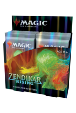 Magic: The Gathering Magic: The Gathering - Zendikar Rising - Collector Booster Box