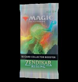 Magic: The Gathering MTG Zendikar Rising Collector Booster Pack