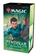 Magic: The Gathering Magic: The Gathering - Zendikar Rising - Prerelease Pack