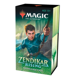 Magic: The Gathering MTG ZNR Prerelease Pack + 2 Free Boosters
