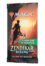 Magic: The Gathering Zendikar Rising  Set Booster Pack