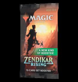 Magic: The Gathering Zendikar Rising  Set Booster Pack