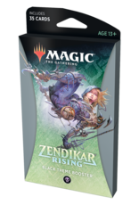 Magic: The Gathering Magic: The Gathering - Zendikar Rising - Theme Booster Pack: Black