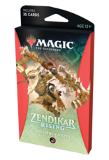 Magic: The Gathering Magic: The Gathering - Zendikar Rising - Theme Booster Pack: Red