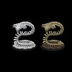 WizKids D&D Minis (unpainted): Bone Naga Wave 12, 90086