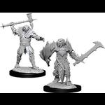 WizKids D&D Minis (unpainted): Dragonborn Paladin (male) Wave 12, 90057