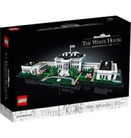LEGO LEGO Architecture The White House
