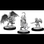 WizKids D&D Minis (unpainted): Kobold Inventor, Dragonshield & Sorcerer Wave 12, 90064