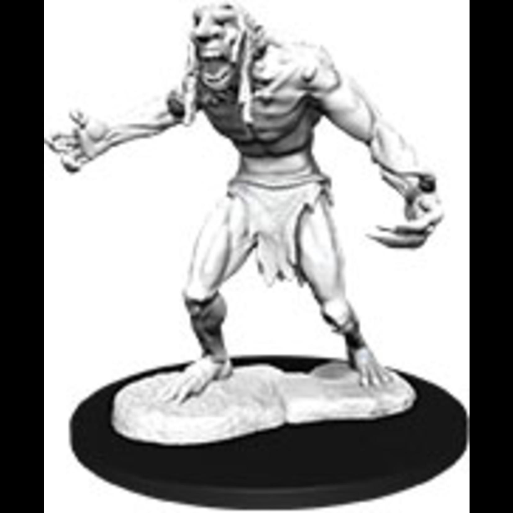 WizKids D&D Minis (unpainted): Raging Troll Wave 12, 90081