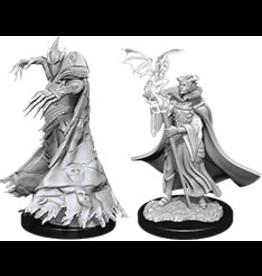 WizKids Pathfinder Minis (unpainted): Cultist & Devil Wave 12, 90092