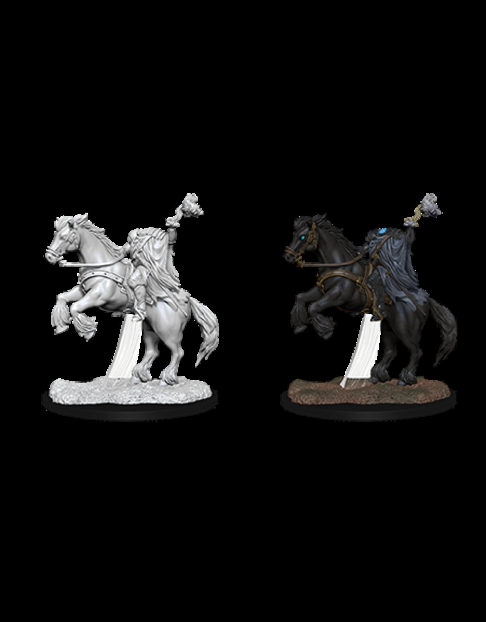 WizKids Pathfinder Minis (unpainted): Dullahan (Headless Horsemen) Wave 12, 90093