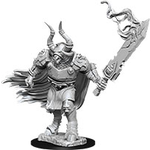 WizKids Pathfinder Minis (unpainted): Minotaur Labyrinth Guardian Wave 12, 90094