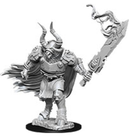 WizKids Pathfinder Minis (unpainted): Minotaur Labyrinth Guardian Wave 12, 90094