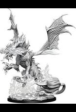 WizKids Pathfinder Minis (unpainted): Nightmare Dragon Wave 12, 90095