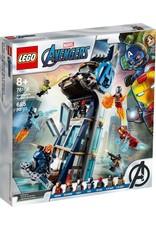 LEGO Lego Super Heroes Avengers Tower Battle