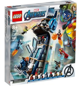 LEGO Lego Super Heroes Avengers Tower Battle