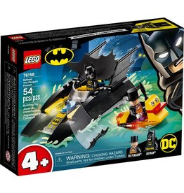 LEGO Lego Super Heroes Batboat The Penguin Pursuit!