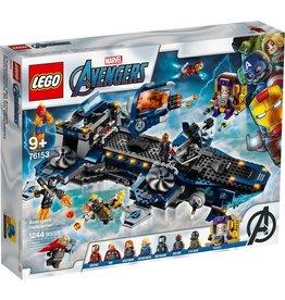 LEGO Lego Super Heroes: Avengers Helicarrier