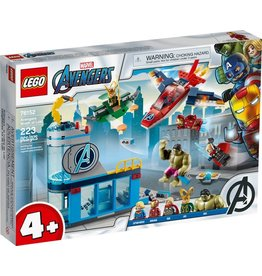LEGO Lego Super Heroes: Avengers Wrath of Loki