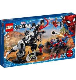 LEGO Lego Super Heroes: Venomosaurus Ambush
