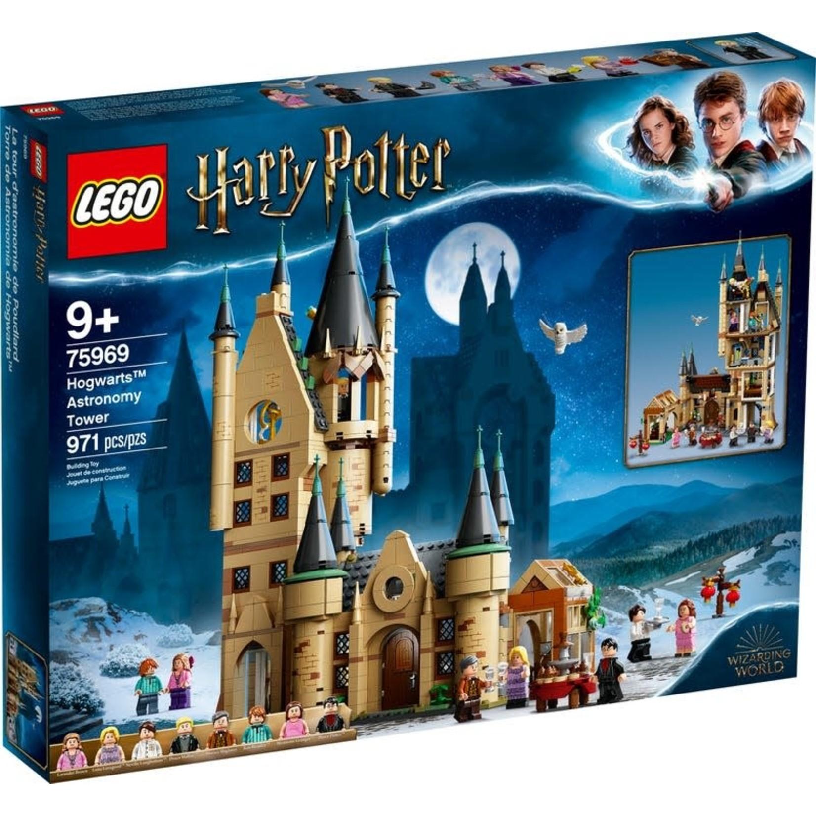 LEGO Lego Harry Potter: Hogwarts Astronomy Tower