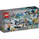 LEGO Lego Jurassic World Dr. Wu's Lab Baby Dinosaur Breakout