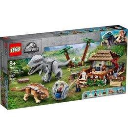 LEGO LEGO Jurassic Park Indominus Rex vs. Ankylosaurus