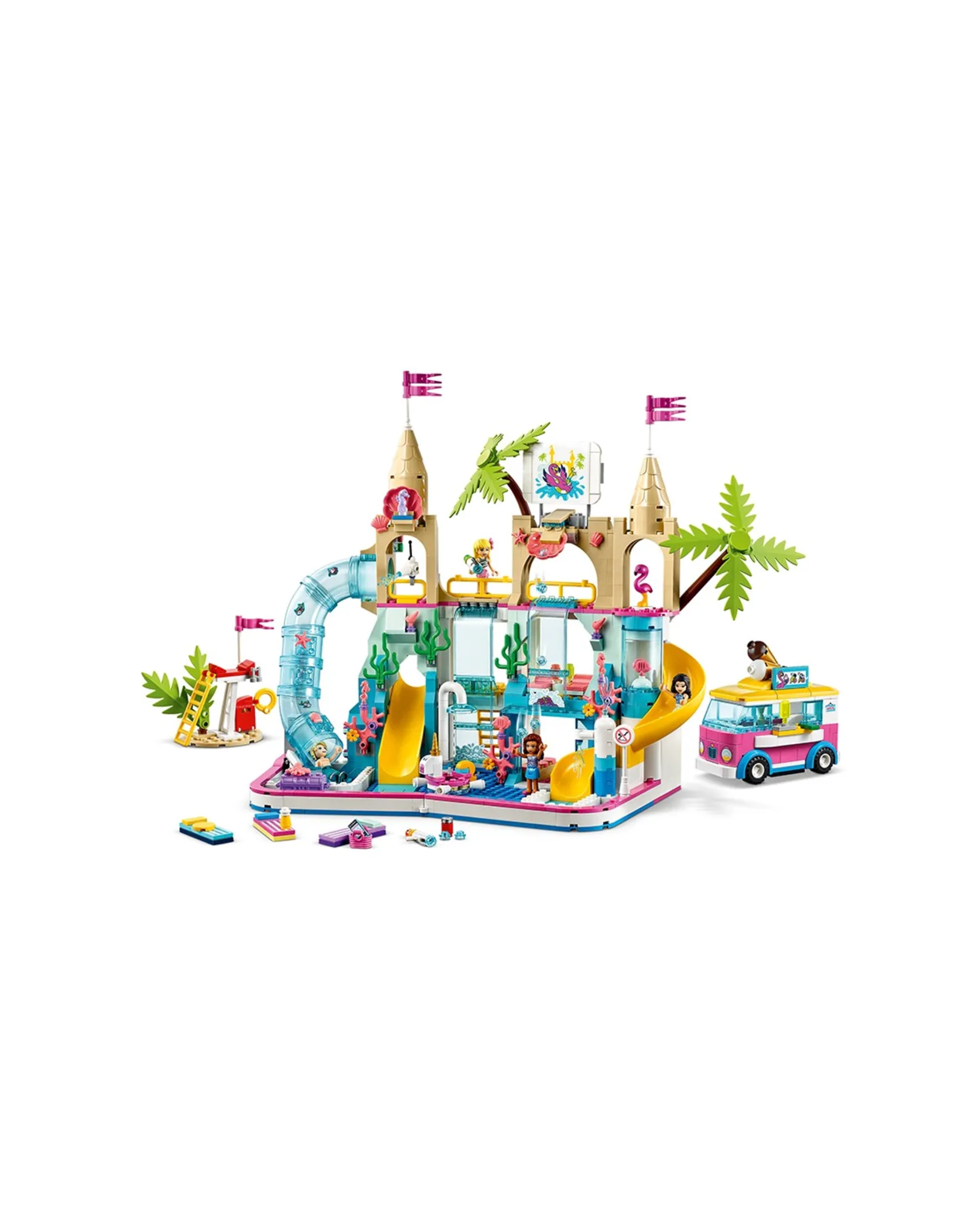 LEGO LEGO Friends: Summer Fun Water Park
