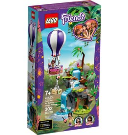 LEGO LEGO Friends Tiger Hot Air Balloon Jungle Rescue