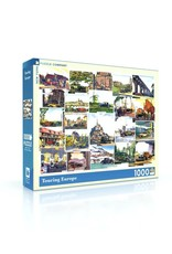 New York Puzzle Company Touring Europe 1000p