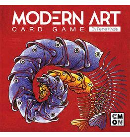 CMON Modern Art Card Game