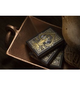 theory11 Theory 11 Cards Black Tycoon