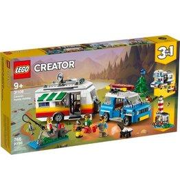 LEGO Lego Creator Caravan Family Holiday
