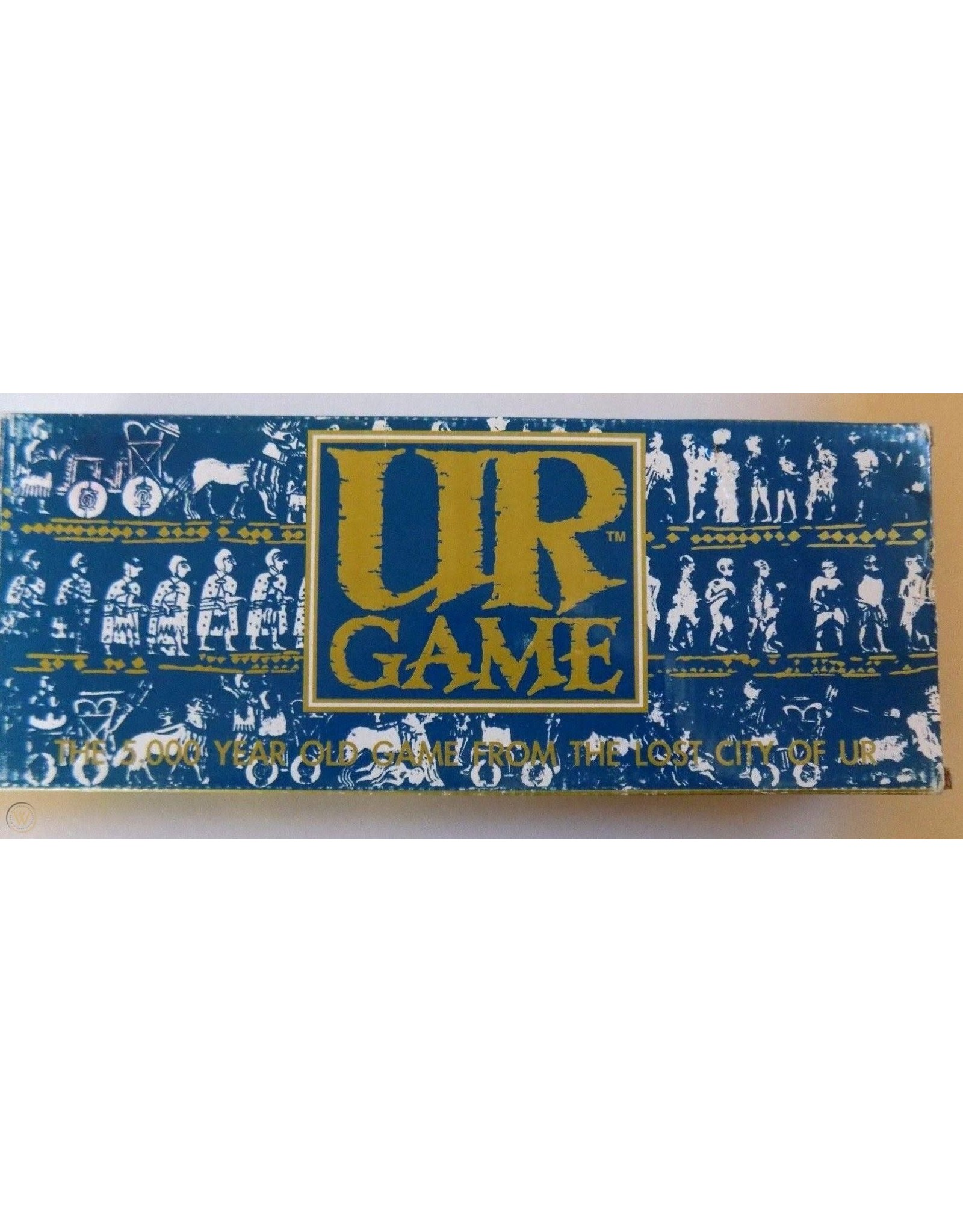 Wood Expressions The Ur Game