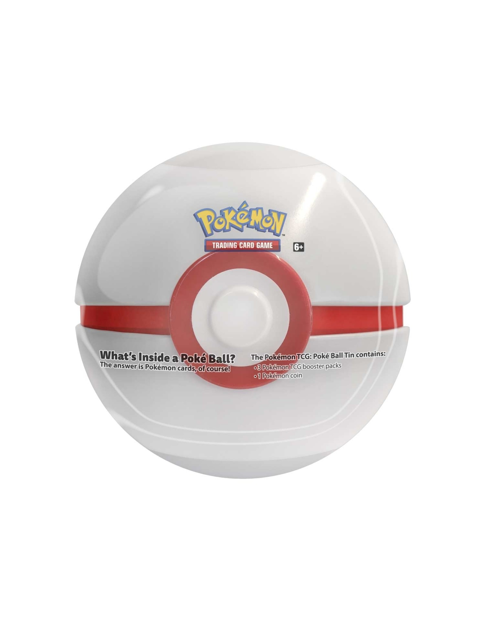 Pokémon Pokemon Poke Ball Tin Premium Ball