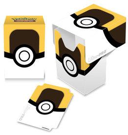 Ultra Pro Pokémon Ultra Ball Full View Deck Box