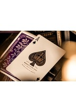 theory11 Theory 11 Cards Monarch Purple