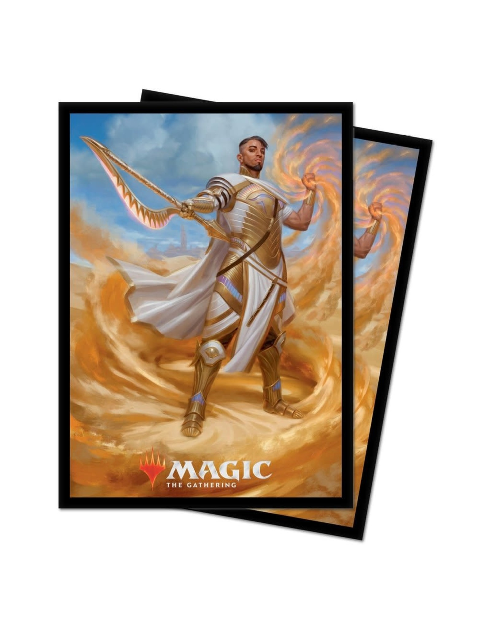 Ultra Pro Magic: The Gathering M21 Basri Ket Deck Protectors (100ct)
