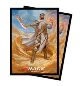 Ultra Pro Magic: The Gathering M21 Basri Ket Deck Protectors (100ct)