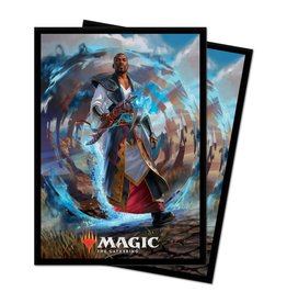 Ultra Pro Magic: The Gathering M21 Teferi, Master of Time Deck Protectors (100ct)