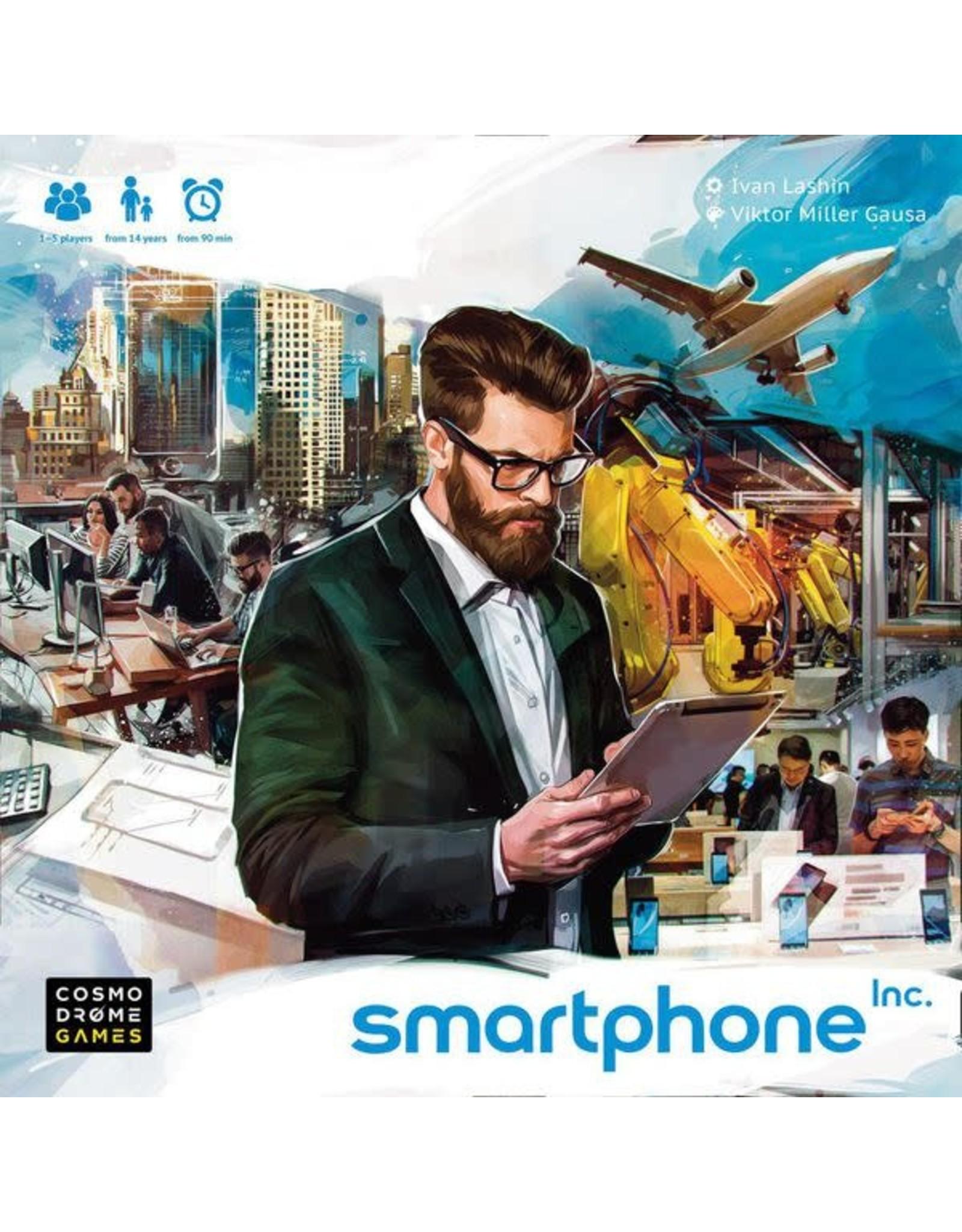 Arcane Wonders Smartphone Inc.