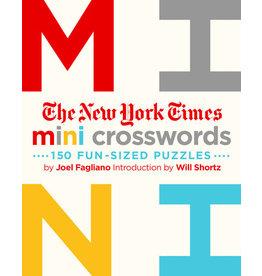 The New York Times NYT Mini Crosswords Vol 1