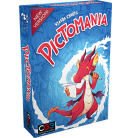 Czech Games Edition Pictomania