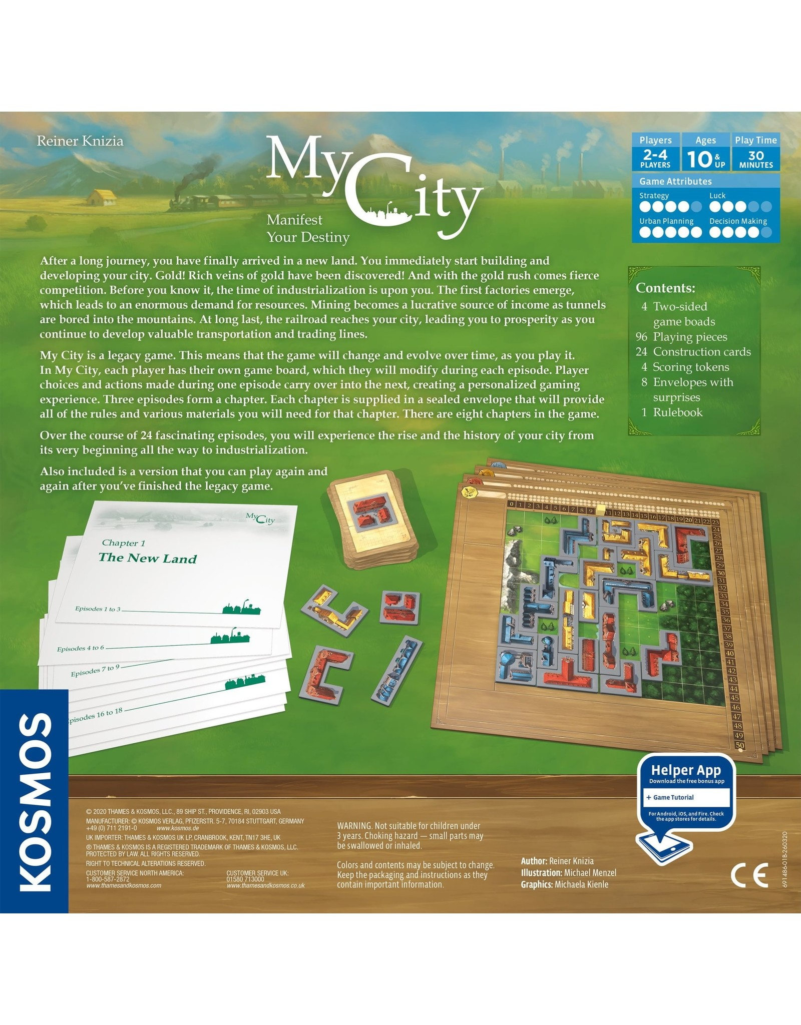 Kosmos My City